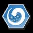 badge-clumping-cat-litter-maximum-odour-elimination-icon-blue